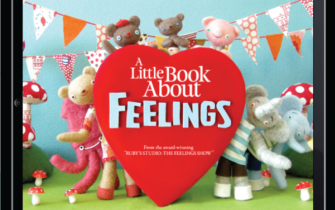 A Little Book About Feelings Teaches Emotional Literacy
