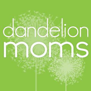 Dandelion Moms Giveaway Winners