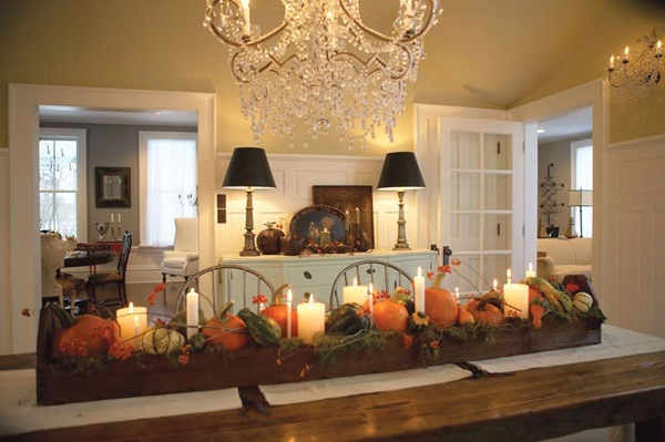 How to decorate your house for fall How to decorate your house for thanksgiving