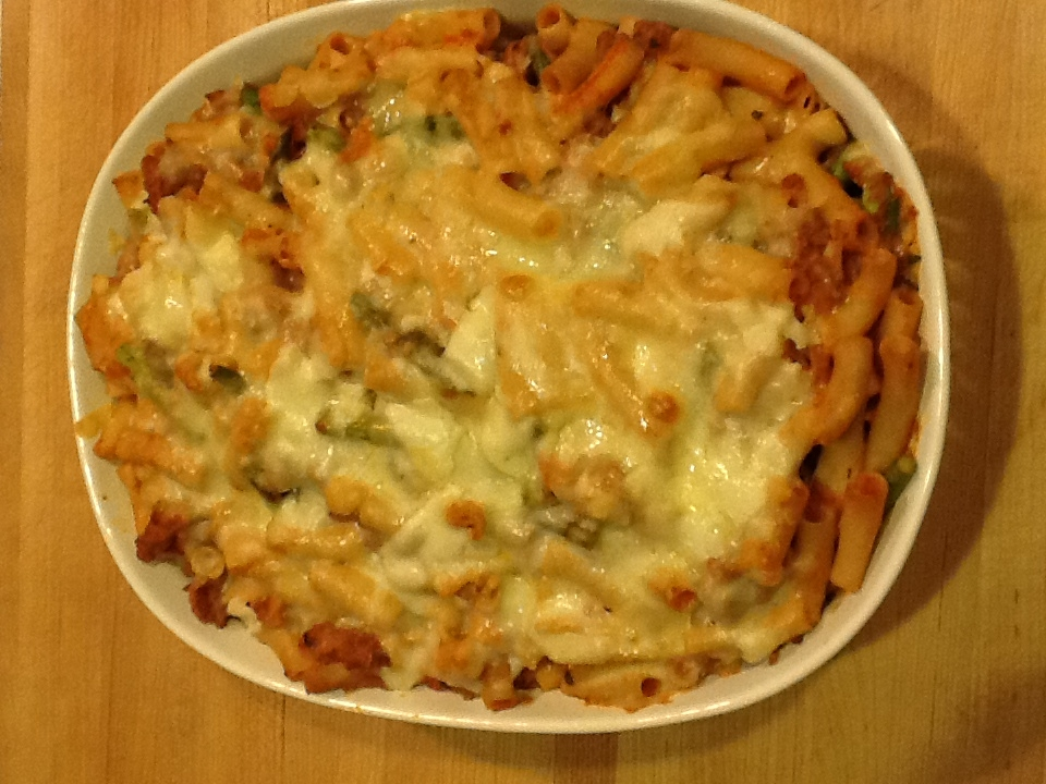 Autumn Pasta Bake
