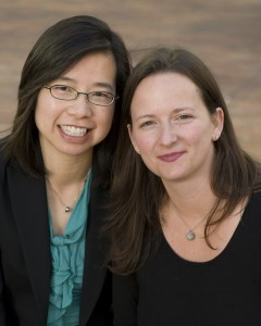 Little Passports Co-Founders.Stella Ma and Amy Norman,