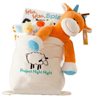 Project Night Night Helps Children Feel Valued and Safe