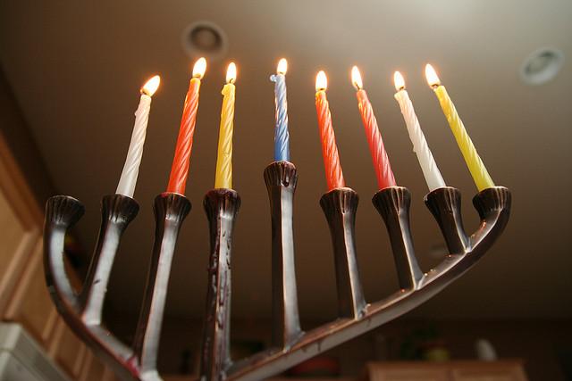 The Eight Days of Hanukkah
