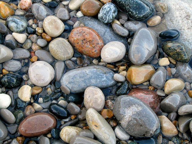 Reflections: Dropping the Stones