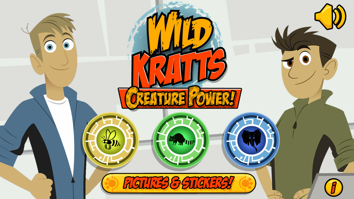 PBS Kids Wild Kratts: Creature Power App Review & Giveaway