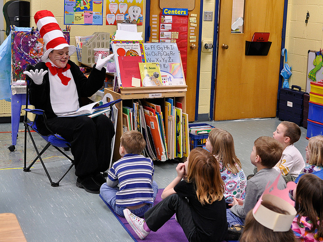 Celebrate Dr. Seuss Read Across America!