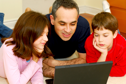 Kids Online: Teaching Them Right and Wrong in a Grey World