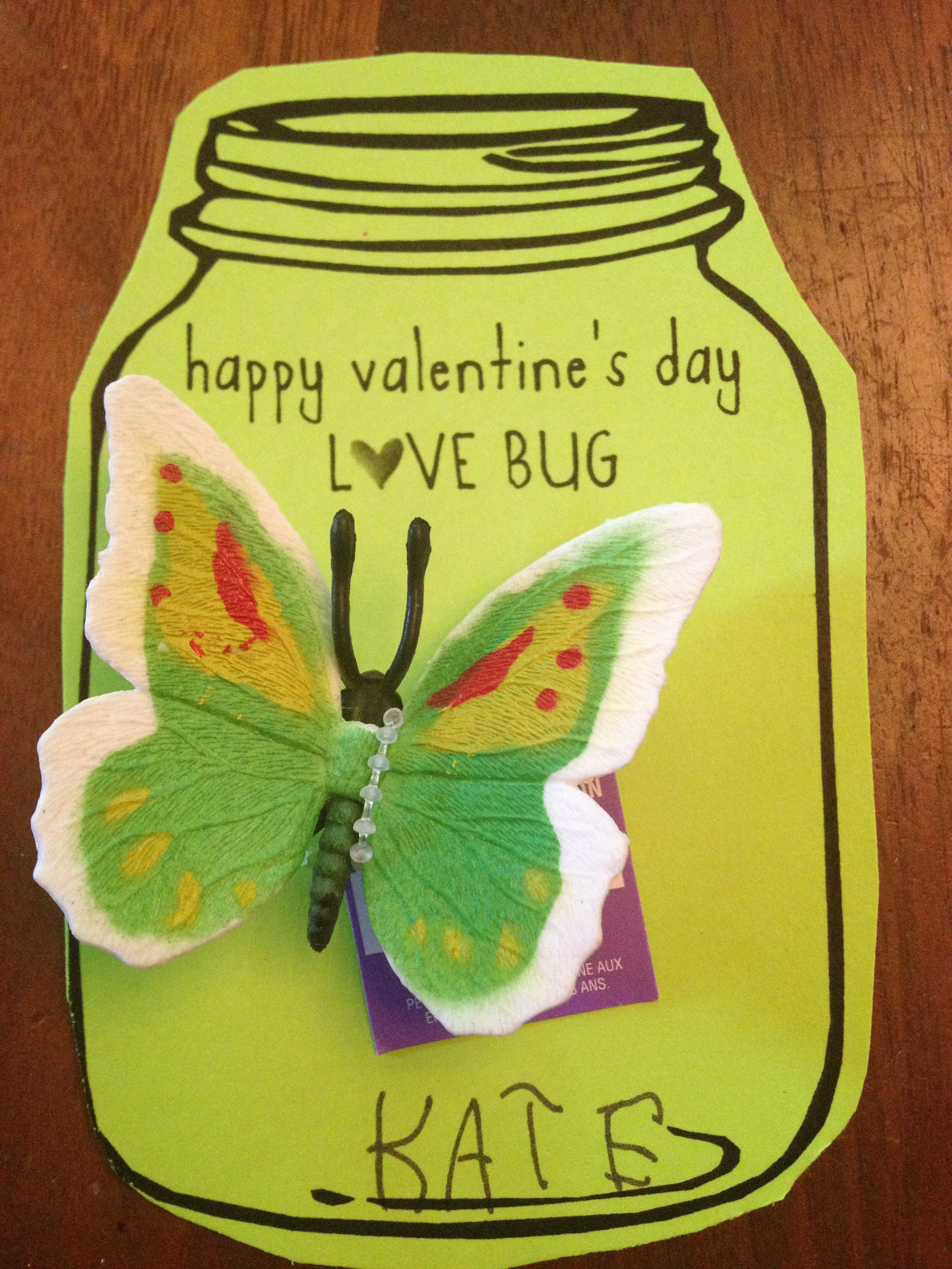 A Unique Valentines Day Card Craft