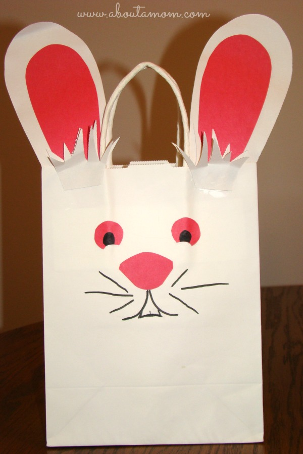 Crafts: Last Minute Easter Crafts for the Kids