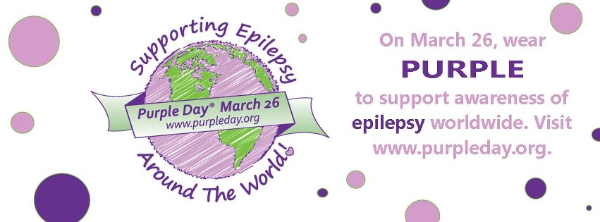 Promoting Epilepsy Awareness with National Purple Day!