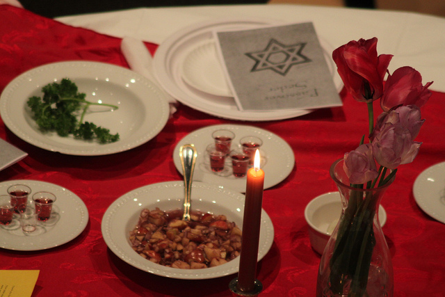 Celebrating the Meaning of Passover