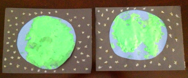 Celebrate Earth Day With An Easy Craft