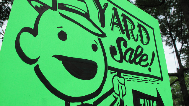 5 Tips to Successful Yard Sale Shopping