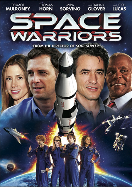 Hallmark Channel's Space Warriors Review & Giveaway
