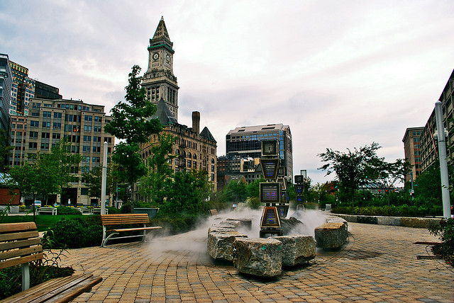 Travel :: The Family-Friendly City of Boston