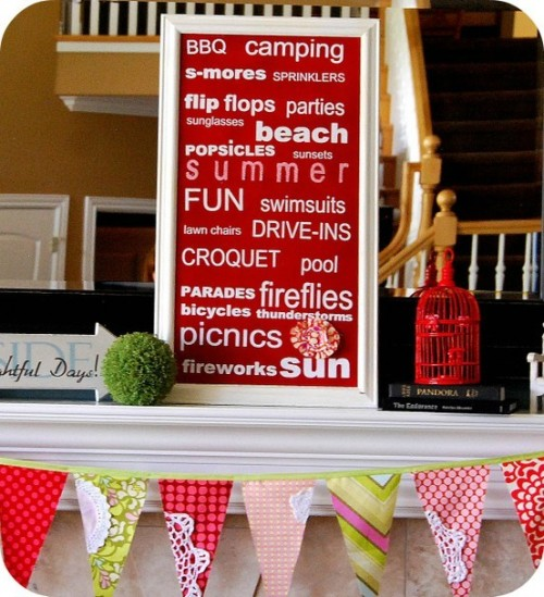 Play :: Creating a Summer Bucket List for the Kids