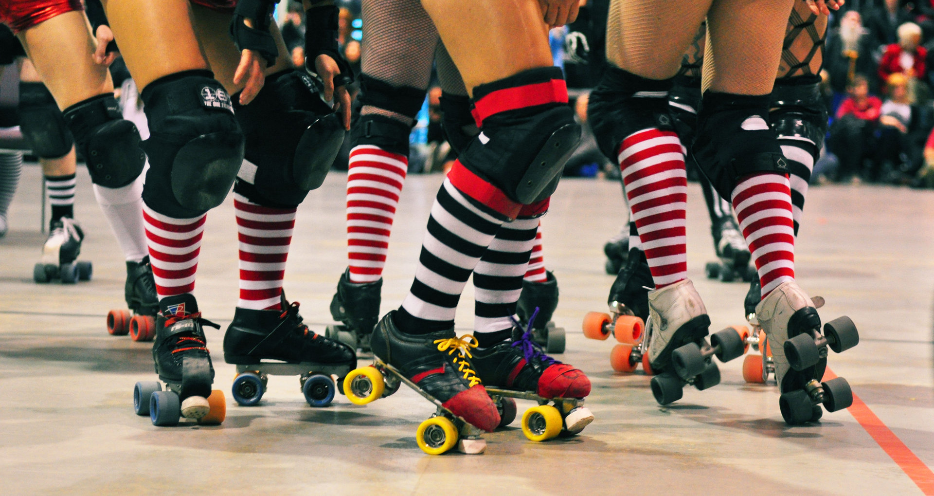 Culture :: Entering the World of Roller Derby