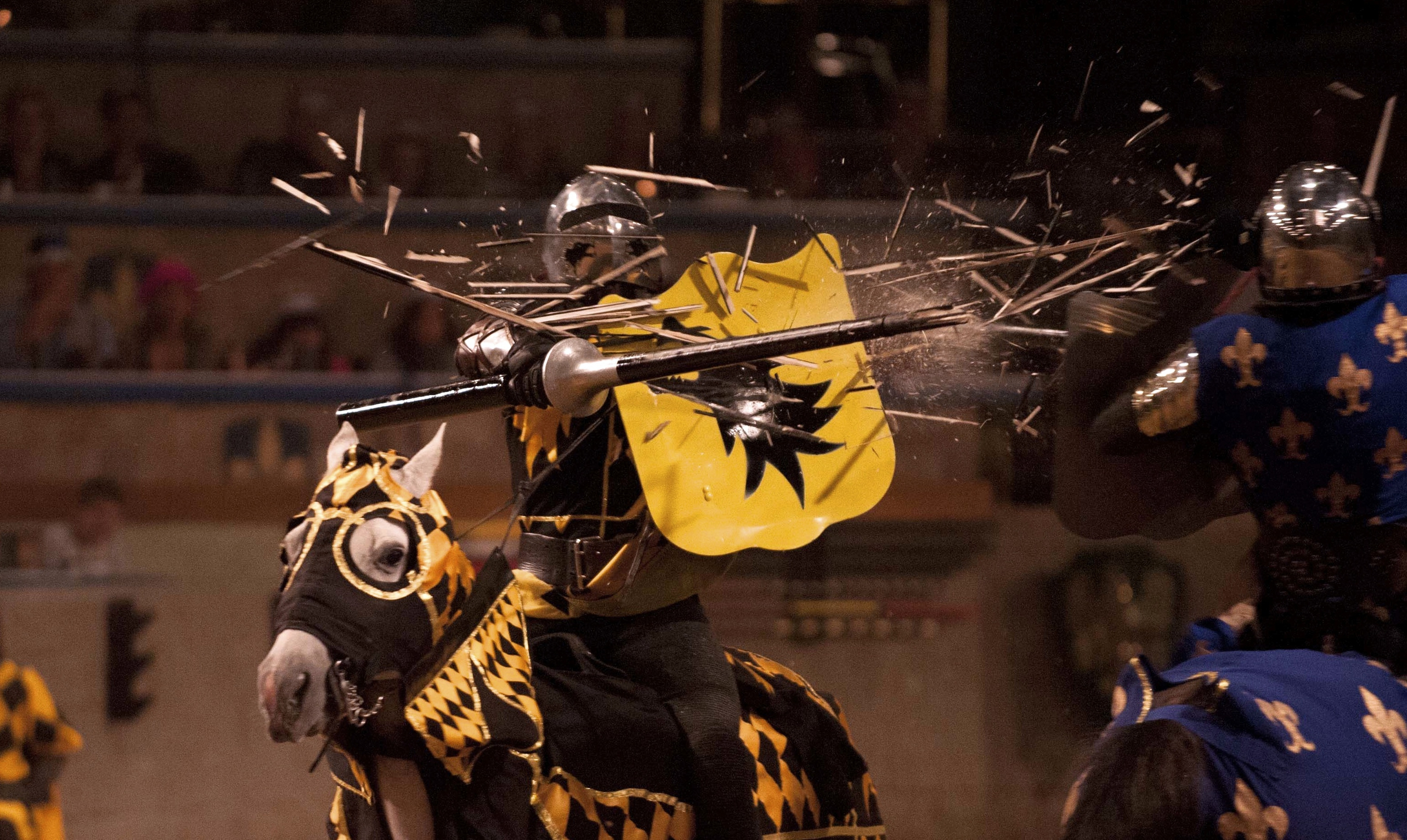 Take a Trip Back in Time with The Medieval Times Show