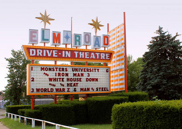 Honda's Project Drive-In Saving a Part of American Culture