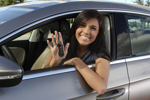 Parenting :: Tips for Parents of First-Time Teen Drivers