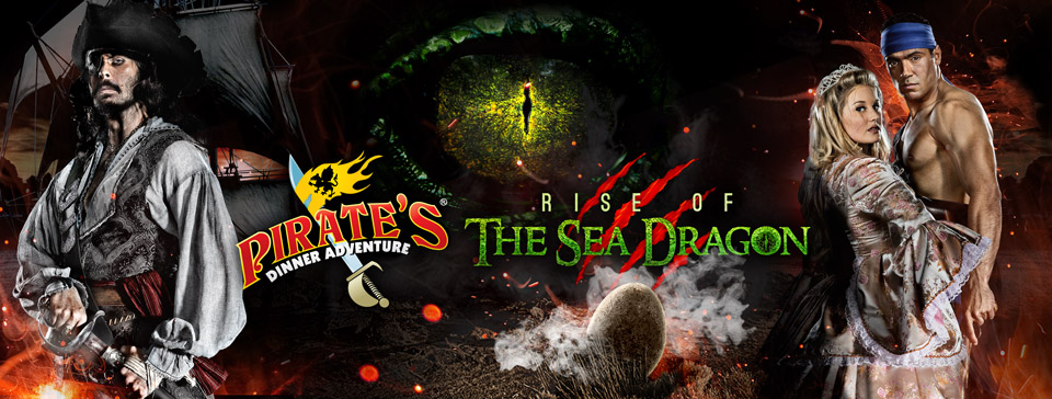 In the Spotlight :: Pirate's Dinner Adventure