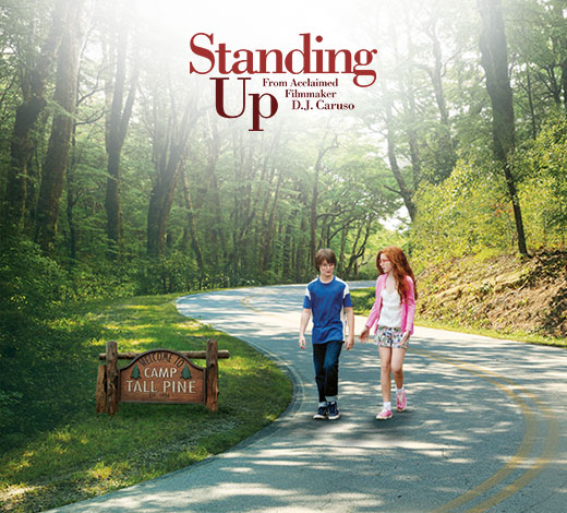 Latest & Greatest :: Standing Up by Director D.J. Caruso