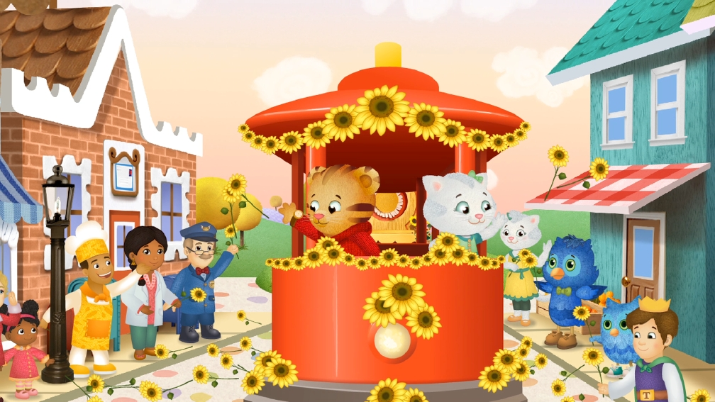 Labor Day is Neighbor Day on PBS Kids Daniel Tiger