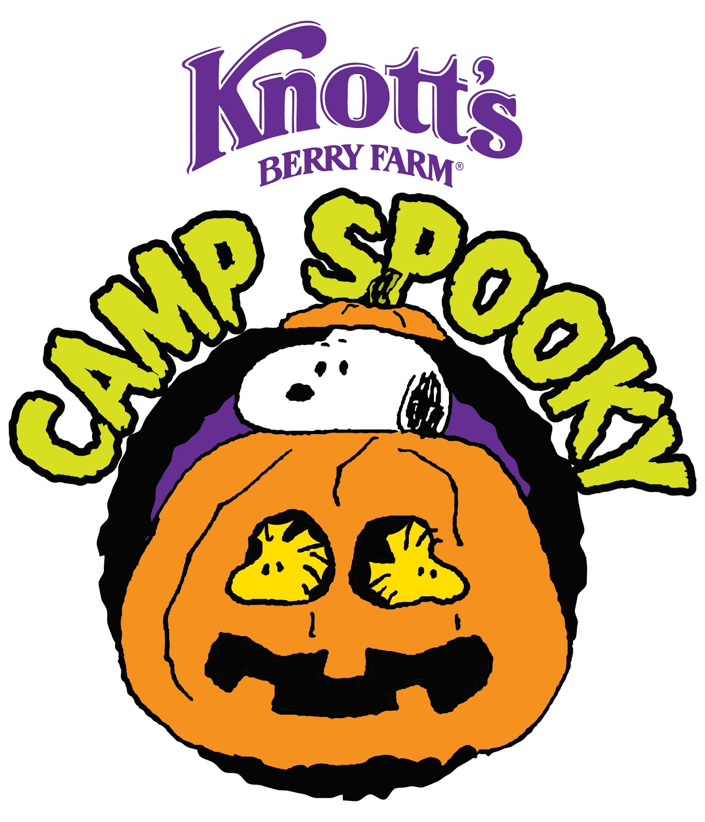 What's Hot in Southern California :: Knott's Camp Spooky Halloween Event