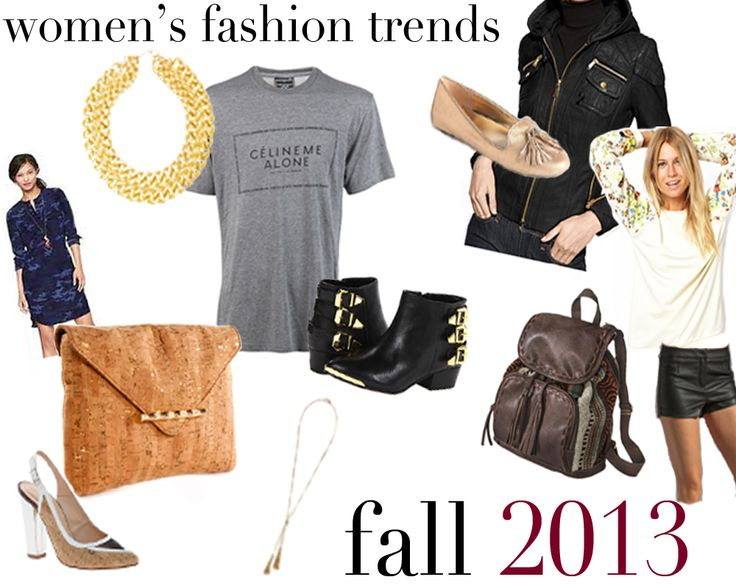 Fashion :: Cool Fall Looks for Moms