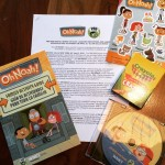 Thanks @pbskids for the Oh Noah! goodies! Can't wait to…