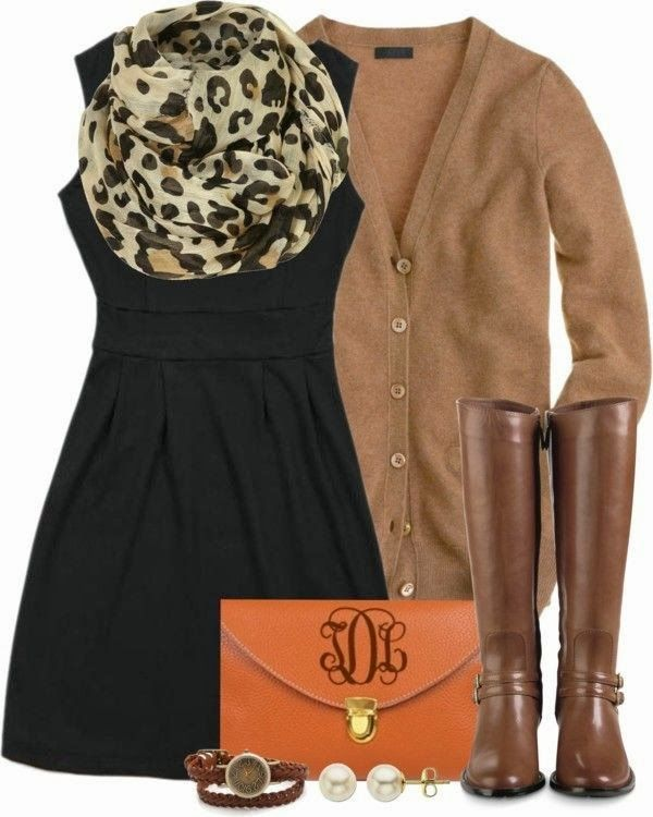 Fall Dress Outfits Fashion