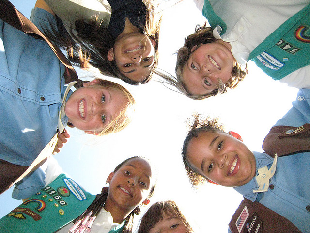 Spotlight On :: The Girl Scouts of America