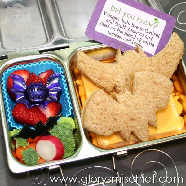 Recipes fun halloween lunch ideas for Lunch food ideas