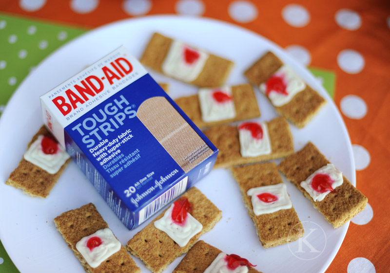Recipes.HalloweenApps.bandaids