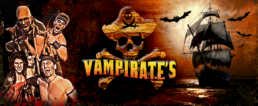 What's Hot in Southern California :: The Vampirates Show Giveaway!