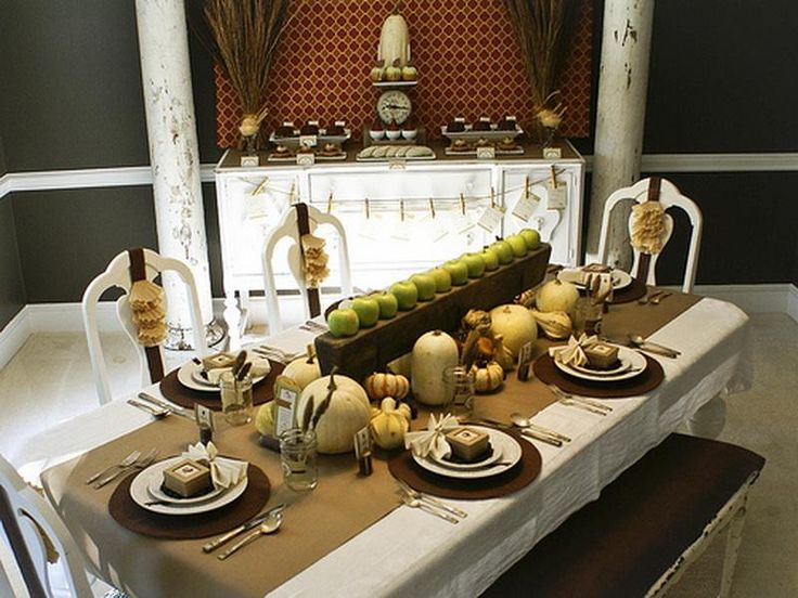 Dwell diy decor ideas for thanksgiving