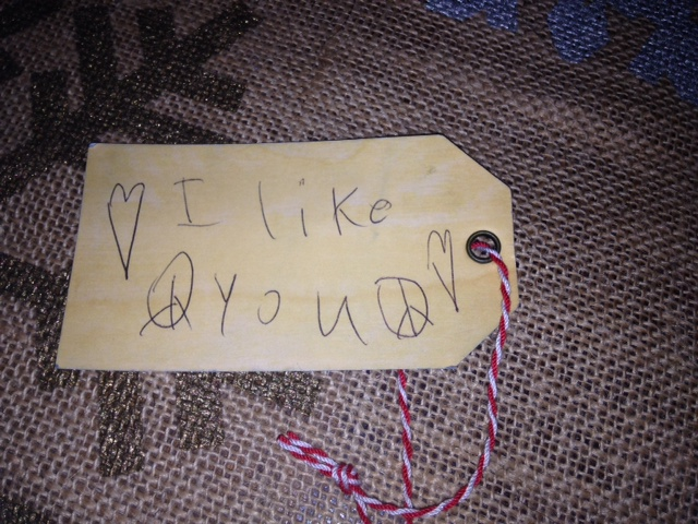 """Musings :: """"I Like You"""" – Words that Heal"""