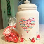 Really loving this personalized cookie jar from pcgifts  itshellip