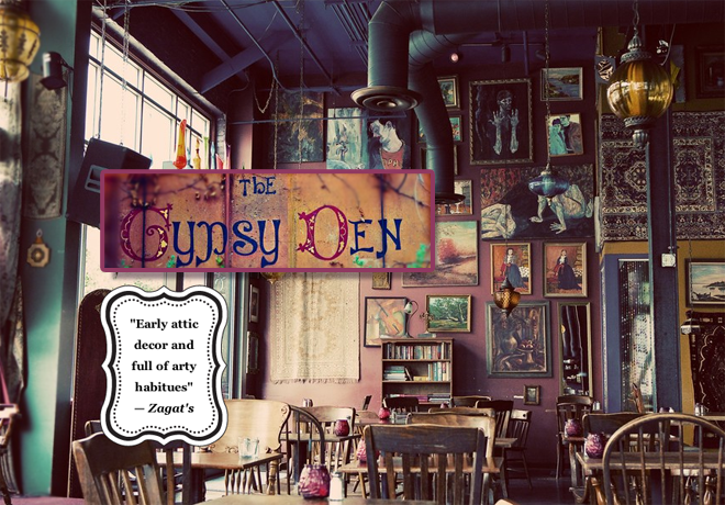 Live Music at The Gypsy Den in Santa Ana January 17th