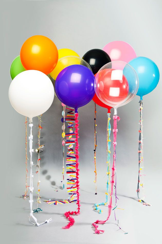 Party Ideas Balloons Make Any That Much More Fun