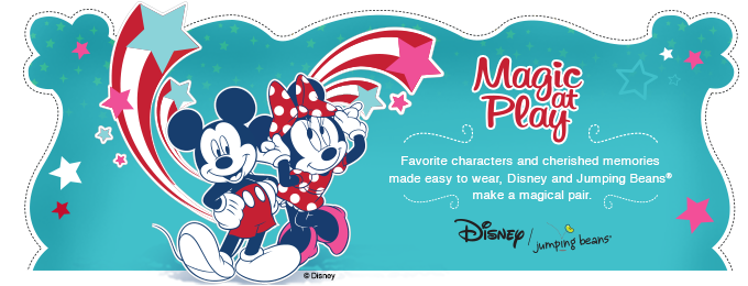 "Disney Jumping Beans ""Magic At Play"" Collection at Kohl's Giveaway"