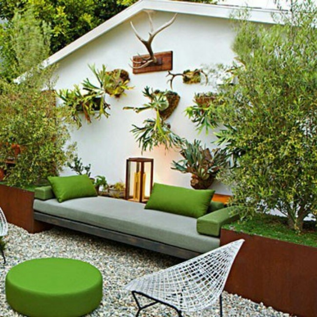 9 design ideas for a magical garden for Zen garden designs plan