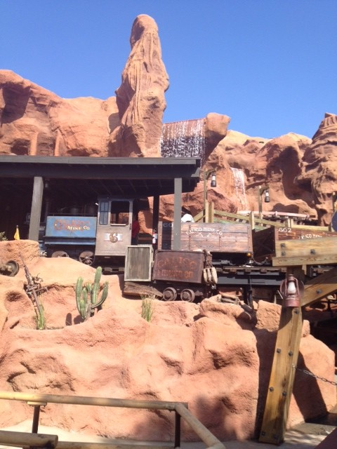 The famed Calico Mine Co. ride has undergone a top-to-bottom refurbishment!