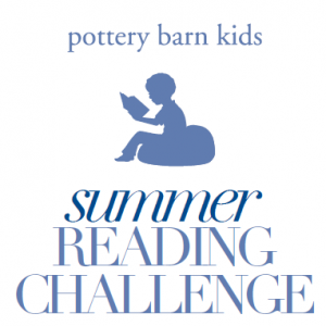 "Earn a FREE Book in the PBS Kids and Pottery Barn Kids ""Summer Reading Challenge"""