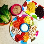 Easy and healthy Mexican Salad Bar  great for thosehellip