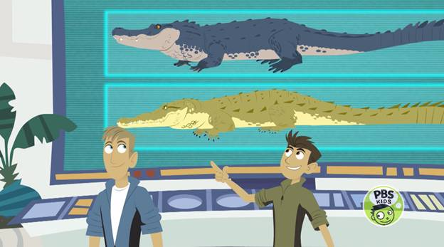 The Kratt Brothers Teach Kids About Wildlife in a New Special