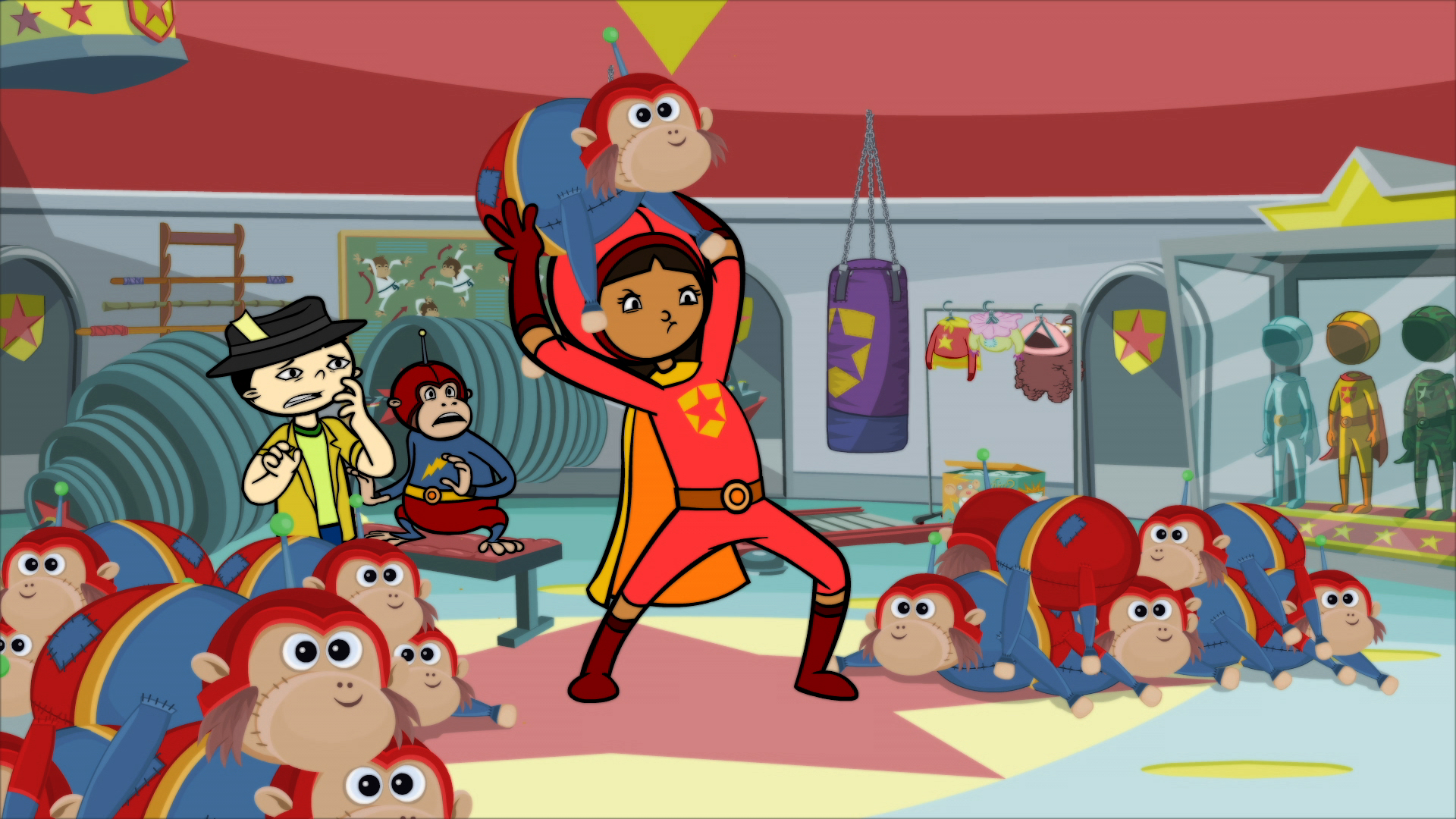 Word UP It's WordGirl :: New Season Starts August 4th
