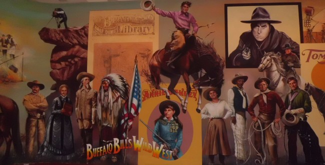 Education Exploring The Wild West With The Kids Dandelion Women