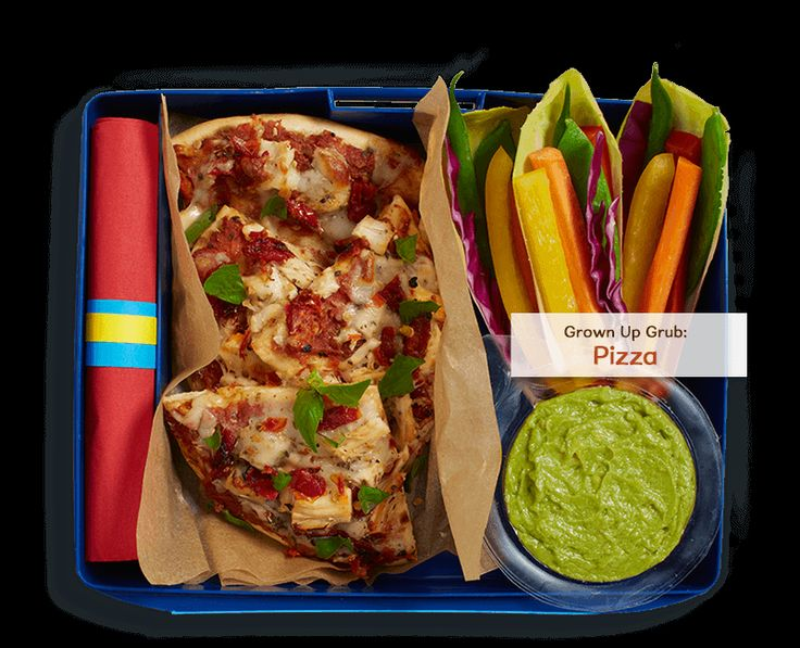 Easy Back-To-School Lunch Ideas