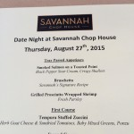 Super excited for our meal tonight at savannahchophouse  thehellip